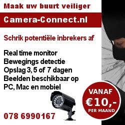 Camera Connect slaat uw camerabeelden veilig op in de cloud!